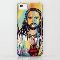 Jesus iPhone 5c Slim Case