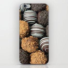 Truffle Chocoholic Fudge Mania iPhone Skin