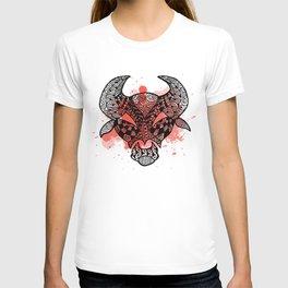 Zodiac Zentangle - Taurus T-shirt