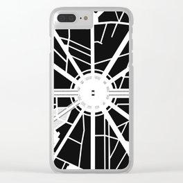 Arc de Triomphe. Paris Clear iPhone Case