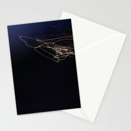 Light Paint 5 Stationery Cards