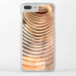 sling Clear iPhone Case
