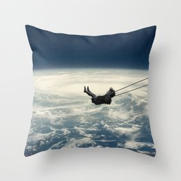 Underdog Throw Pillow