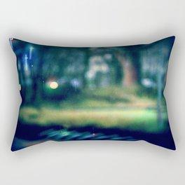 mental balance Rectangular Pillow