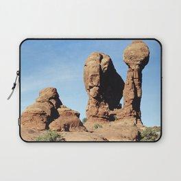 landscape rock arch america Laptop Sleeve