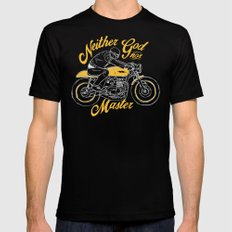 Neither God nor Master X-LARGE Mens Fitted Tee Black