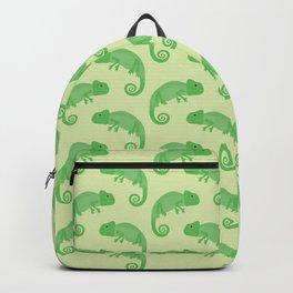 chameleons Backpack
