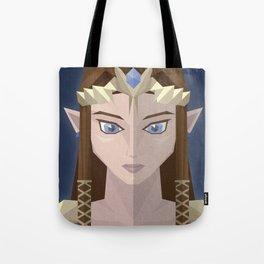 The Princess of Hyrule Tote Bag