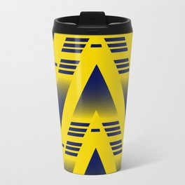 Arsenal 1991-1993 away Travel Mug