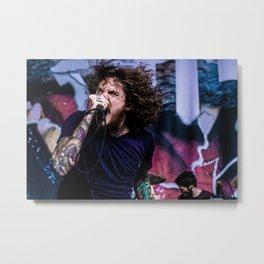 Mike Hranica Metal Print