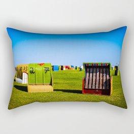 North Sea - Romance 2 Rectangular Pillow