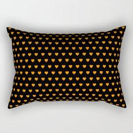 Love Those Beavers! Rectangular Pillow