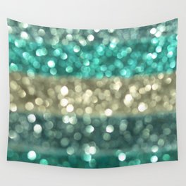 Ombre Blue... Wall Tapestry