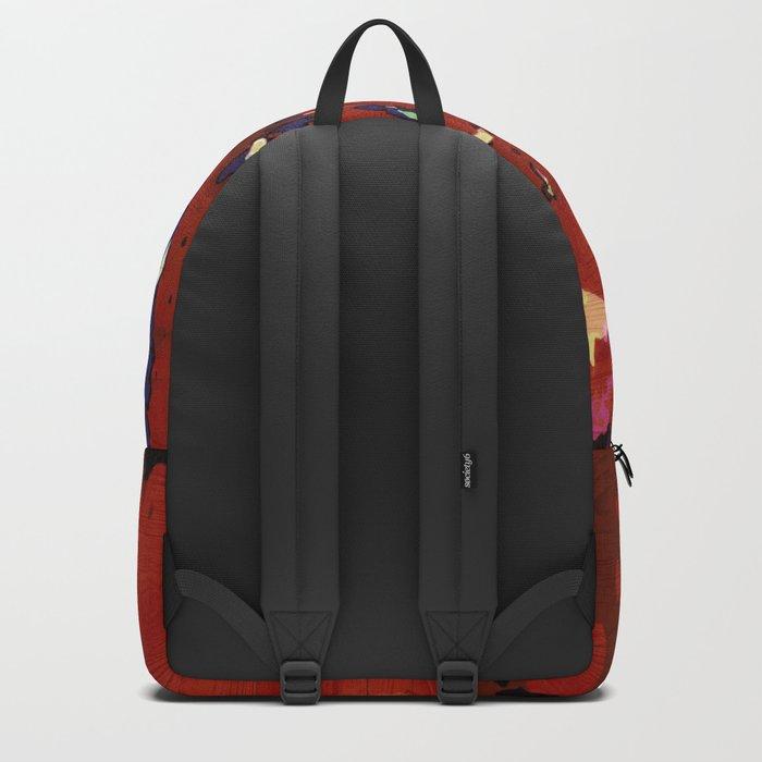 His Gaze Backpack