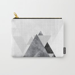 GEOMETRIC SERIES II Carry-All Pouch