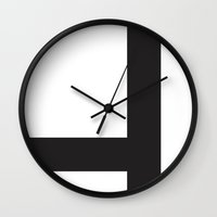 vector Wall Clocks featuring vector by vogel
