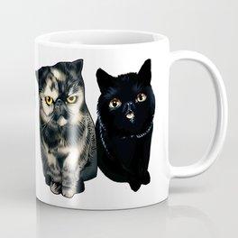 Squish and Duffy Coffee Mug