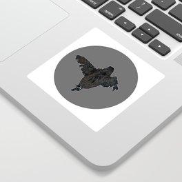 Fledgling; Sticker