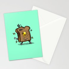 Toast Bot Stationery Cards