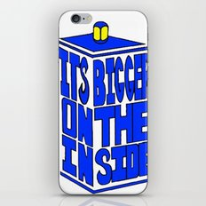 More than words iPhone & iPod Skin