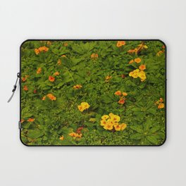 Early Yellow Bloomers Laptop Sleeve