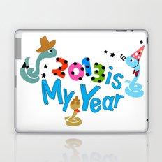 2013 is my Year Laptop & iPad Skin