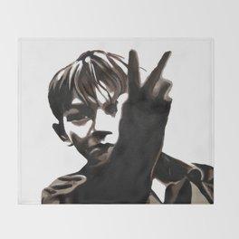 Kes  Billy Throw Blanket