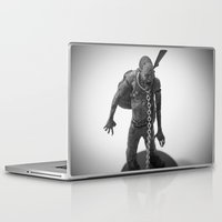 zombie Laptop & iPad Skins featuring Zombie!  by TJAguilar Photos