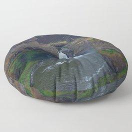 Palouse Falls - Washington State Floor Pillow
