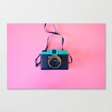 My Diana F+ Canvas Print