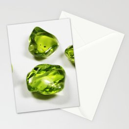 Olivine on Earth Oct 30th 2012 Stationery Cards