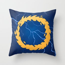 All is Dust! Throw Pillow