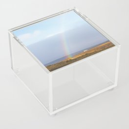 Two Coins Acrylic Box