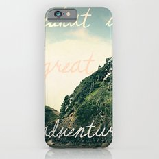 what a great adventure iPhone 6s Slim Case