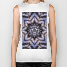 Luxurious Fractal Biker Tank