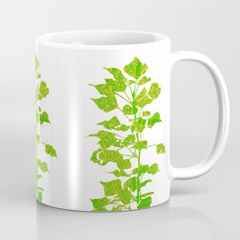 Populus tree in London Coffee Mug