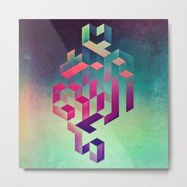 isyhyrtt dyymyndd spyyre Metal Print