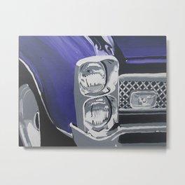 3 Visions Art GTO Metal Print