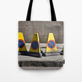 Stop unless I say so! Tote Bag