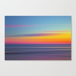 incomplete Canvas Print