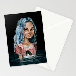 Chest Pain Stationery Cards