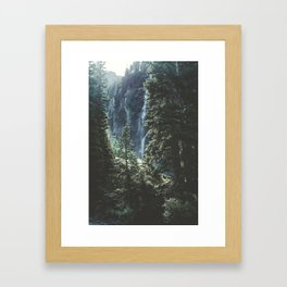 Natureza Framed Art Print