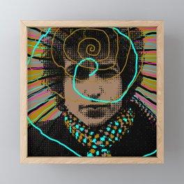 Bob Dylan Goin' Nowhere Framed Mini Art Print