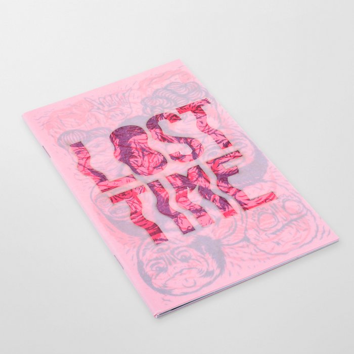 Lost Time – Limited Edition Risograph Zine Editions