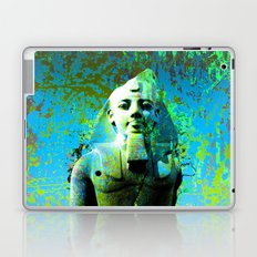 Egyptian display of green Laptop & iPad Skin