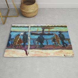 The Walk By The River - Digital Remastered Edition Rug