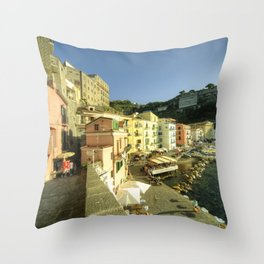 Sorrento Warmth Throw Pillow