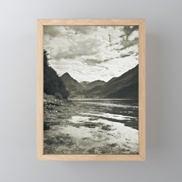 See In Mono Framed Mini Art Print