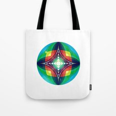 Chromasphere Tote Bag