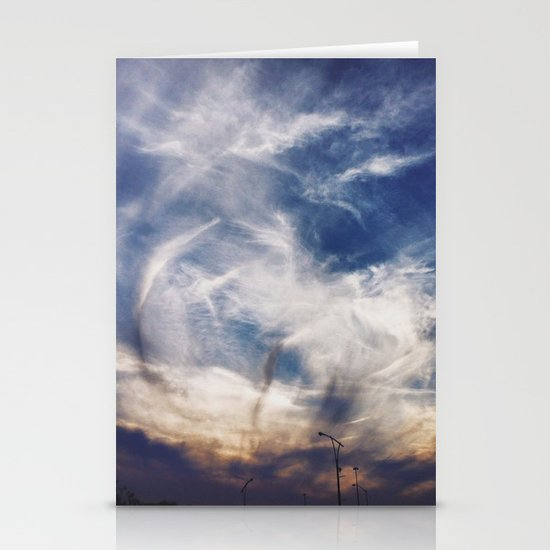 God's Canvas Stationery Cards